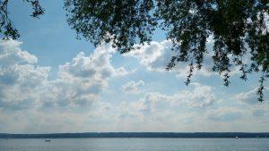 Sonntagsnachmittagsspaziergang am Starnberger See